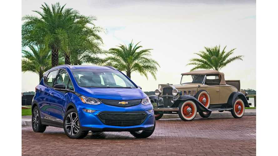 Within 18 Months, GM To Launch 2 New Electric Cars Based Off Bolt Tech