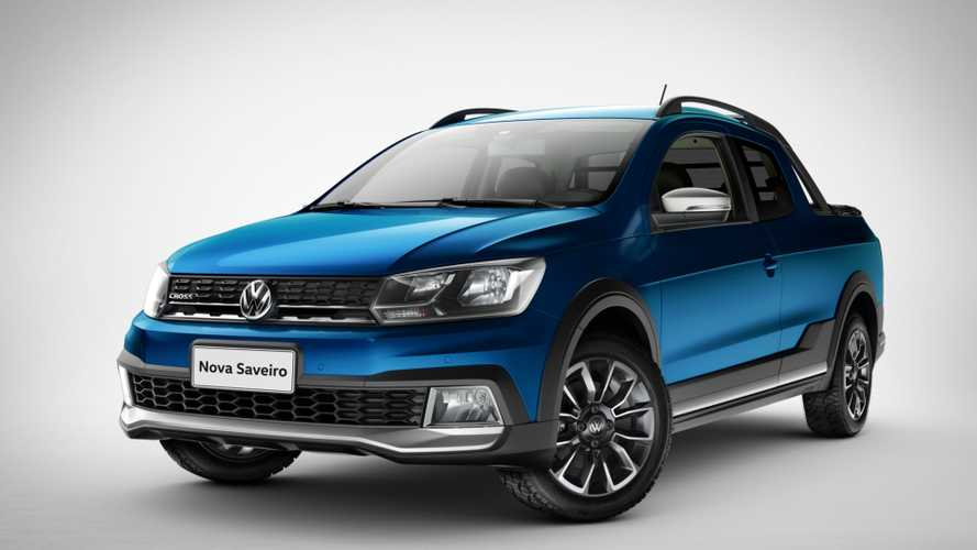 VW Saveiro começa a ser exportada para o Peru