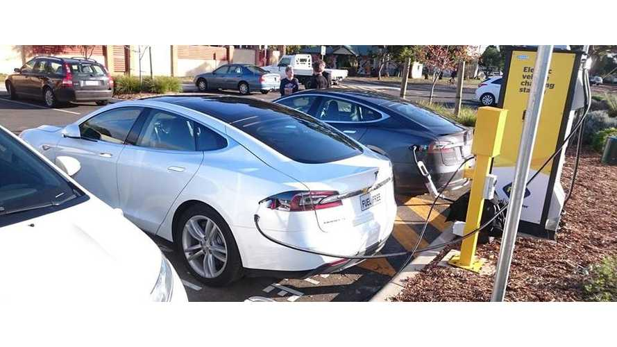 "Rural Western Australia Getting 70 ""Bush Standard"" Charging Stations"