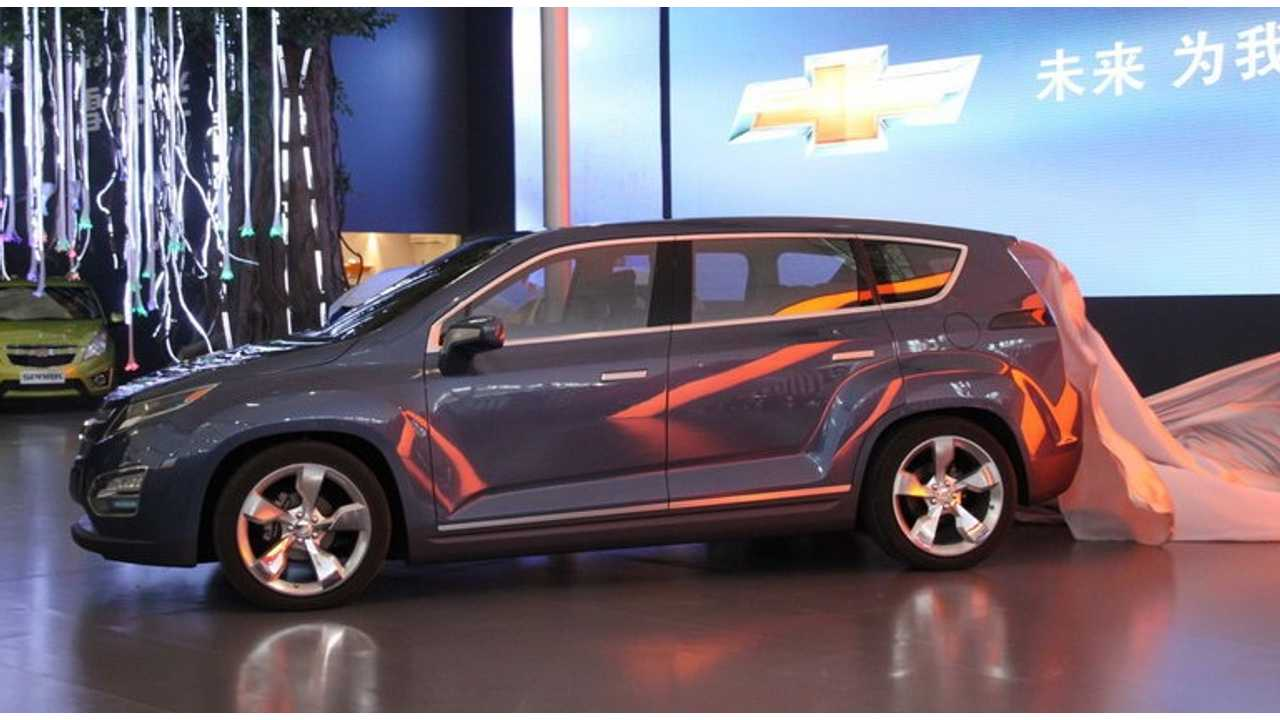 Could Two Different Chevrolet Volts Debut At 2015 Detroit Auto Show?