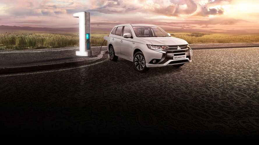 Mitsubishi Outlander PHEV Was Top Selling Plug-In Car In Europe In 2015