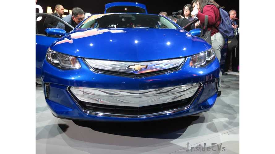 Chevrolet Announces Full Specs For 2016 Volt - Satire