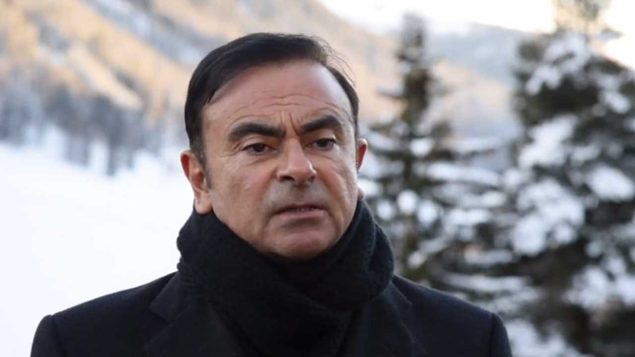 Carlos Ghosn, CEO Renault-Nissan Alliance
