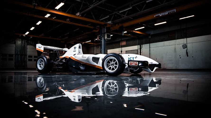 Electric Race Car Prototype Prepped - Range-Extended LeMans Racer Coming Soon