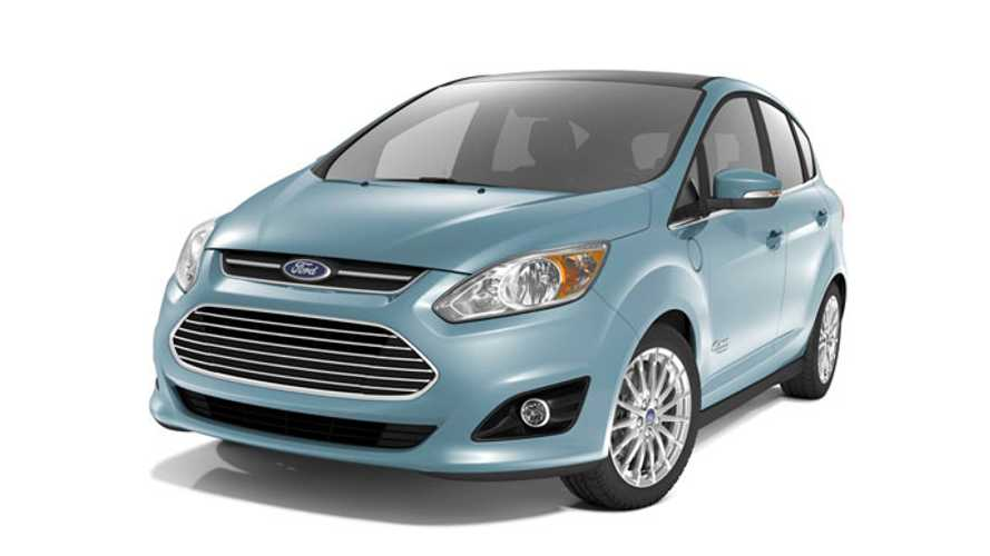 Ford C-Max Energi Recalled For Engine Run-On Issue