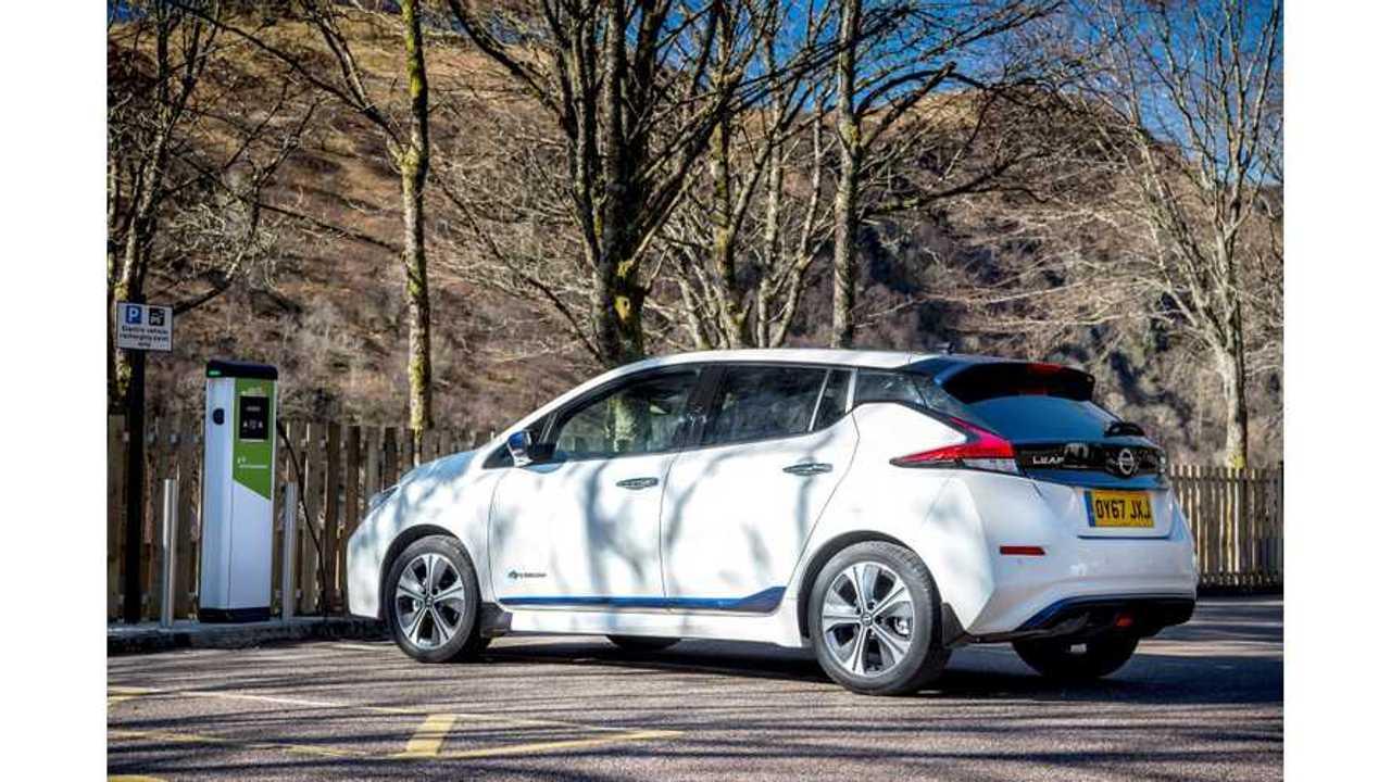Nissan LEAF Takes European Sales Crown From Renault ZOE