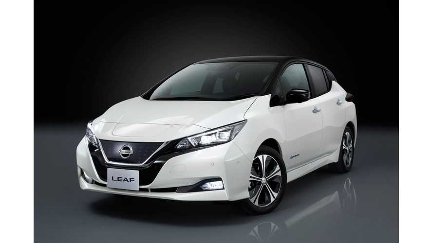 2018 Nissan LEAF Test Drive Reviews Are In, And The Verdict Is...