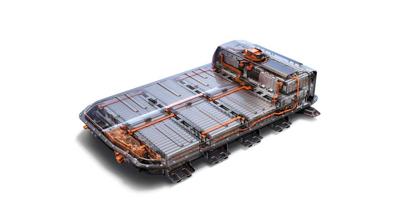 <em>Chevrolet Bolt EV battery pack supplied by LG Chem</em>