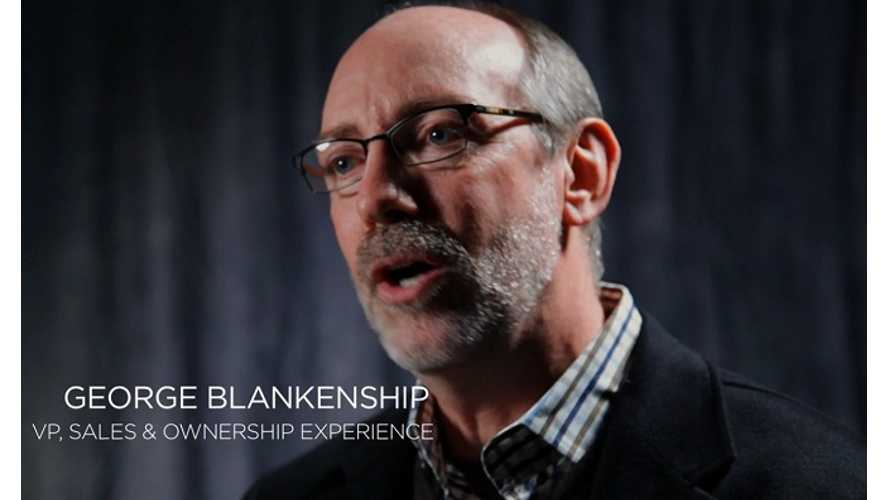 Former Tesla VP George Blankenship Talks Innovation And All Things Tesla