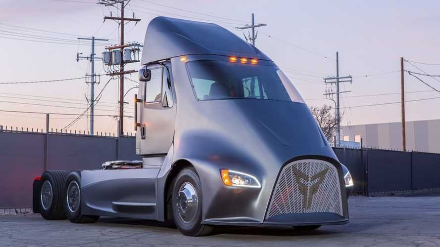 California Utility Seeks Approval To Build Electric Truck Charging Network