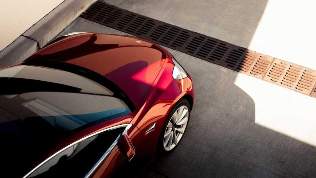 Tesla Model 3 Performance Version Compared To BMW, Mercedes, Audi