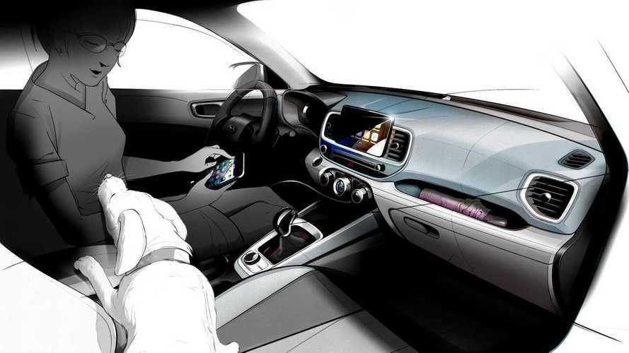 Hyundai Venue 2020 - Teasers