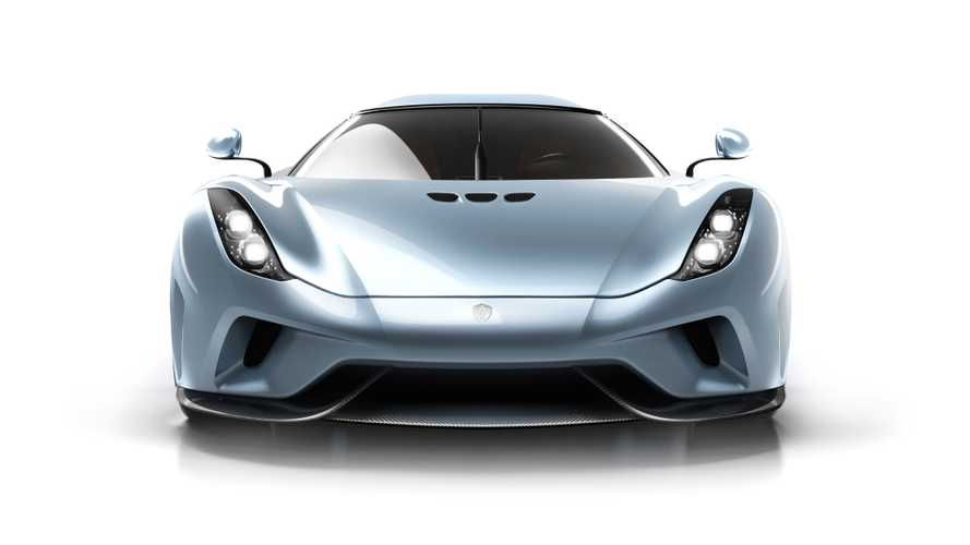 Koenigsegg Regera Revealed In Geneva (w/video)