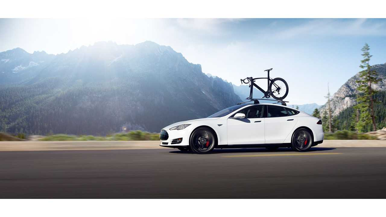 AAA Green Car Guide Selects Tesla Model S P85D As 2015's Top Green Car (w/video)