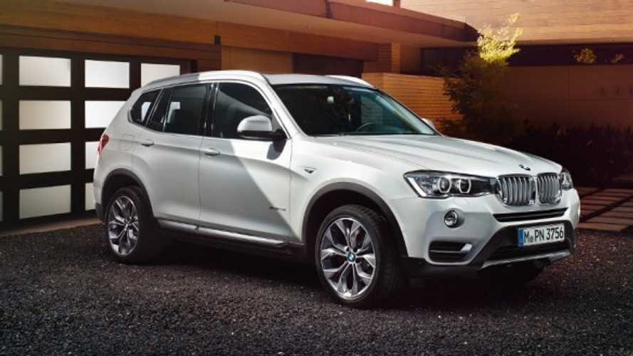 Electric X3 Might Be Called BMW iX3