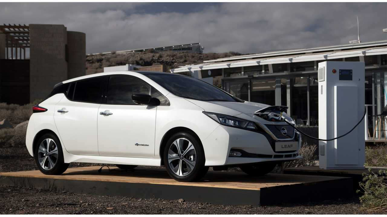 New Nissan LEAF Already Threatens Old LEAF Sales Record In Norway
