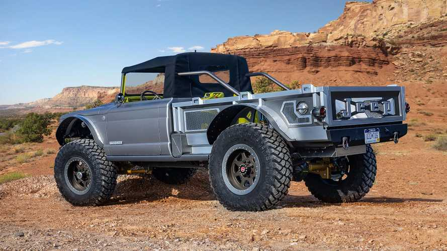 Jeep Gladiator M-715 Five Quarter Concept