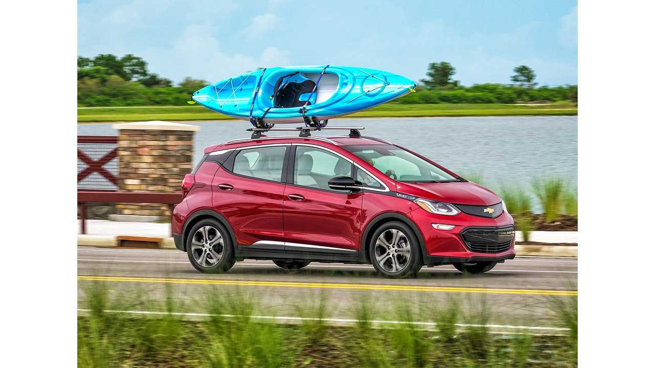 Chevy Bolt Only EV Among Consumer Reports' 10 Top Picks Of 2018