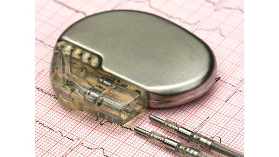 Study Proves EVs And Pacemakers Play Together Just Fine