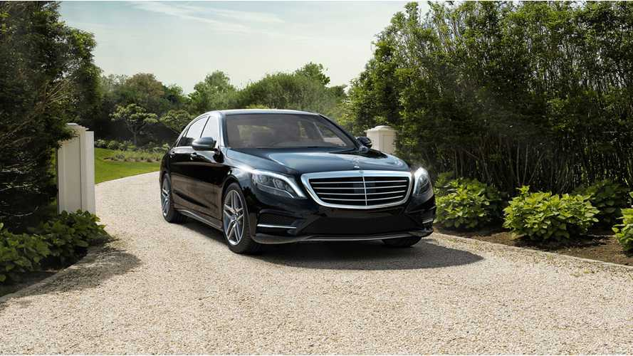 Mercedes-Benz S550e Gets Official EPA Rating - 0 to 12 Miles Of Electric-Only Range