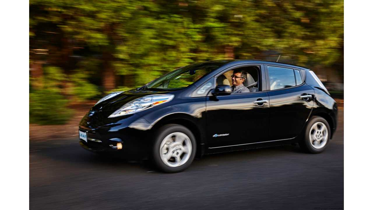 Nissan Leaf S Strengthen In March Takes All Time Us Plug