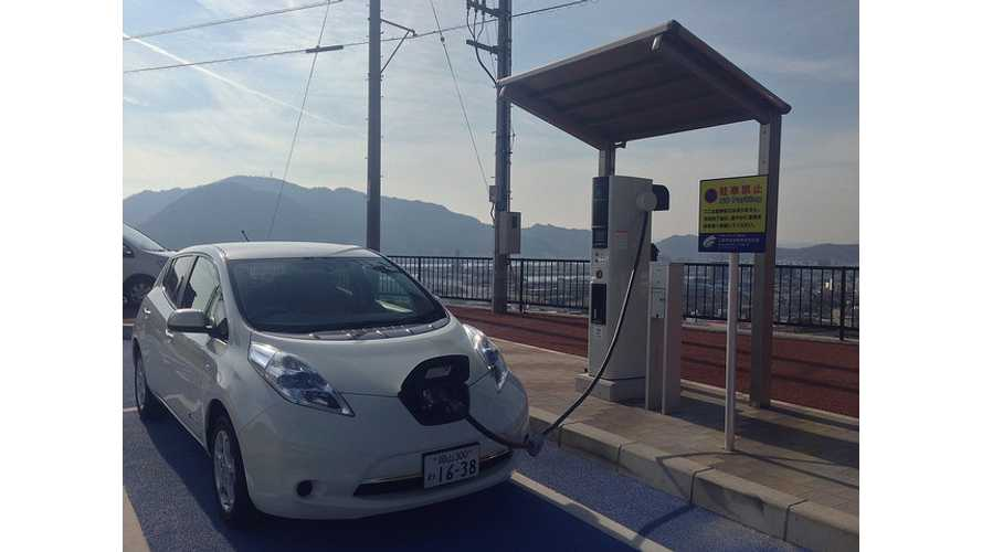 Japan To Subsidize Highway Travel For Electric Cars