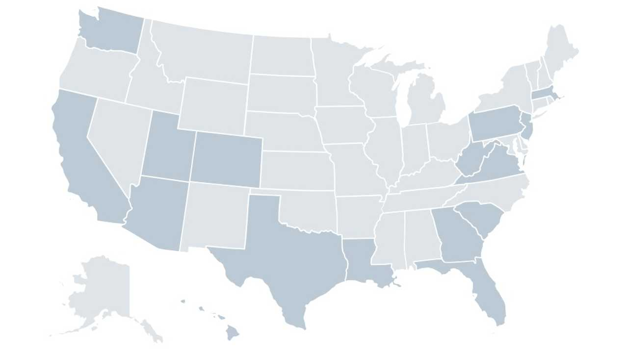 State-By-State EV Incentives Listed By ChargePoint