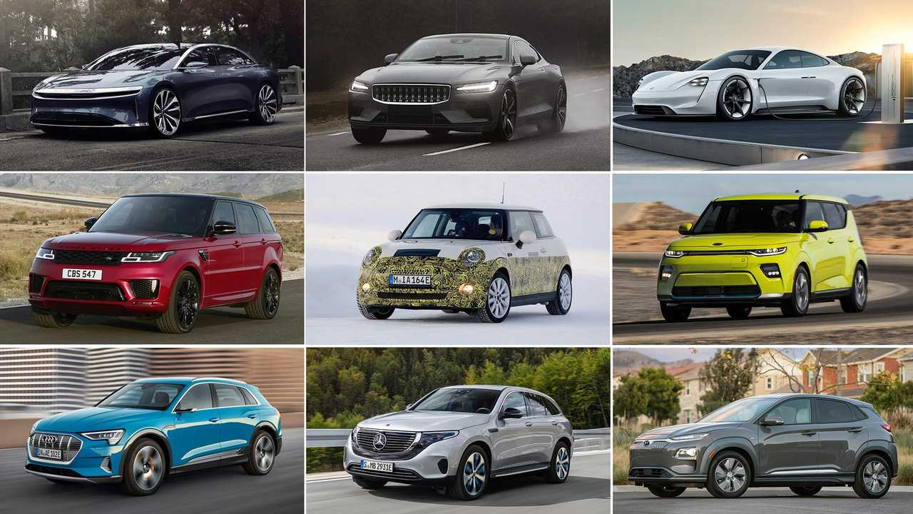 2019 Electric Cars The New Evs Worth Waiting For