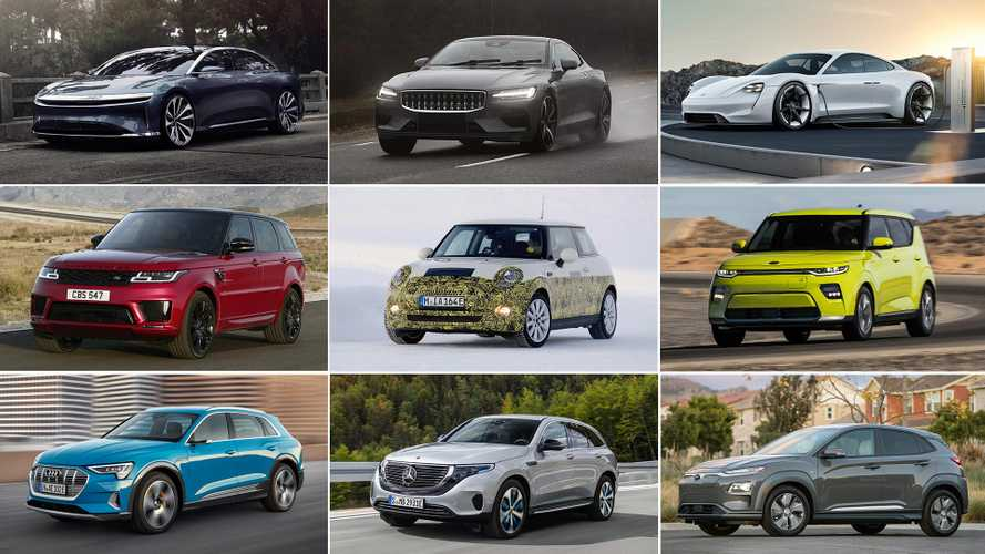 2019 Electric Cars: The New EVs Worth Waiting For