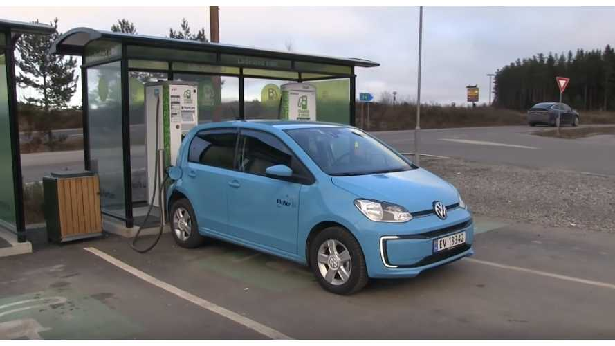 Bjorn Nyland Gives Us The Lowdown On The VW e-Up!