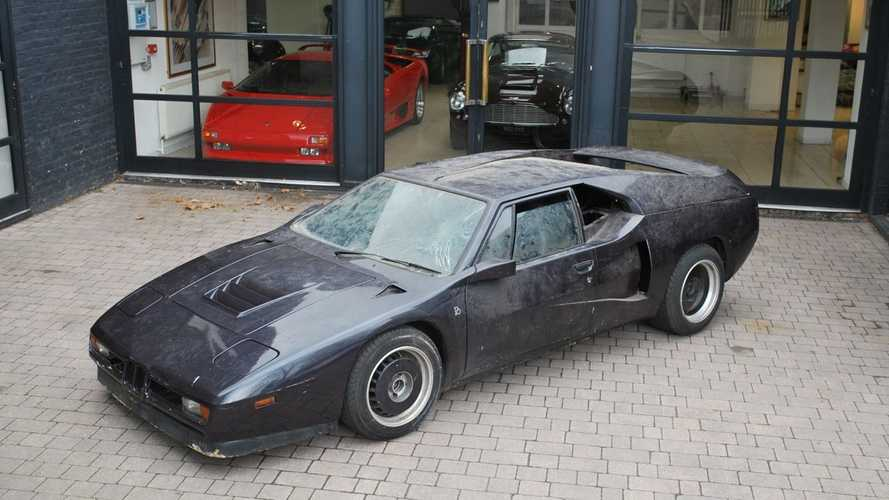 Record-Breaking BMW M1 Barn Find Heads To Auction