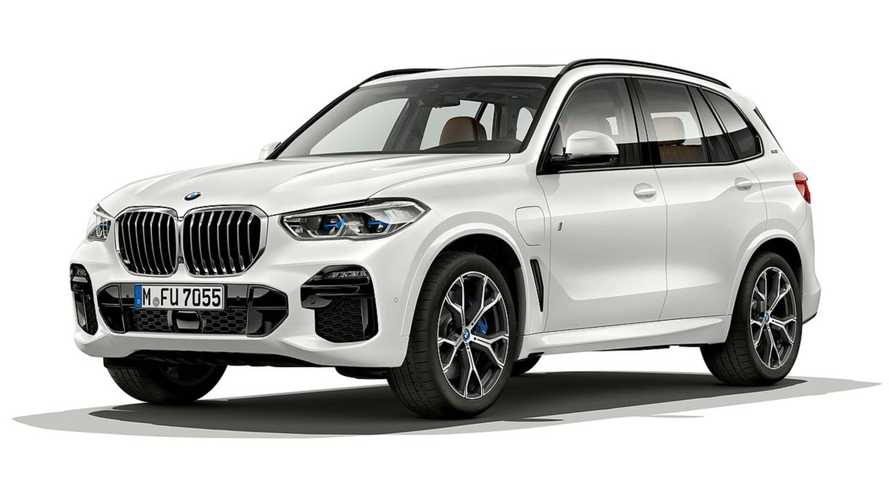New 2020 BMW X5 xDrive45e To Boast 50 Miles Of Electric Range