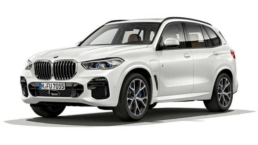 New 2020 BMW X5 xDrive45e To Boast 50 Miles Of Electric Range