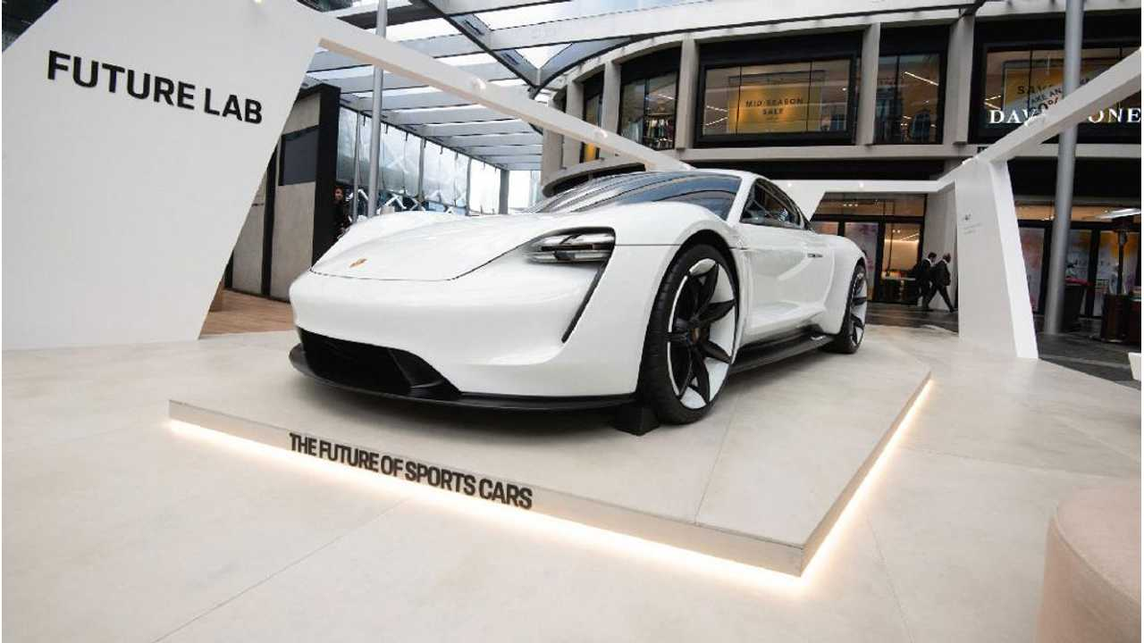 Porsche Shows Off Mission E (Taycan) In Australia: Future Of Sports Cars