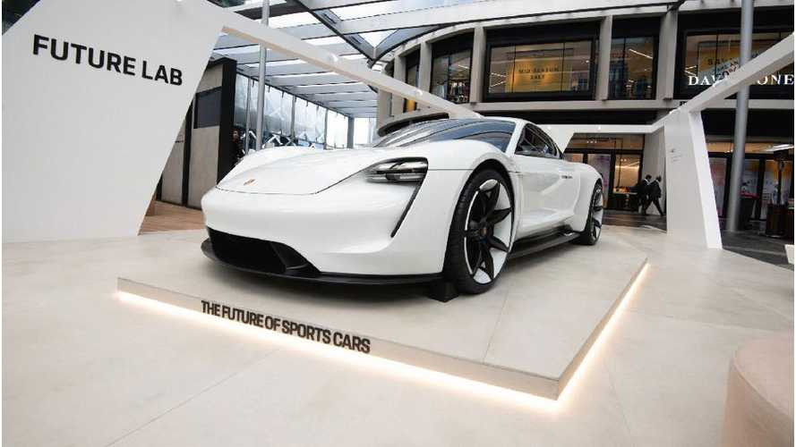 Porsche Shows Off Mission E (Taycan) In Australia: Future Of Sports Cars