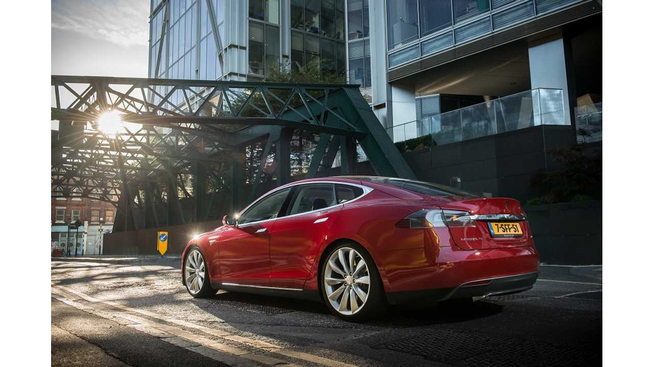 Tesla Model S - Driven Like No Other Car?