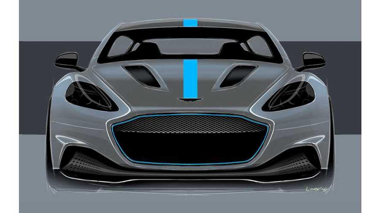 Umm ... Aston Martin Hires Ex Ferrari/Maserati Engine Guru For EV Push?