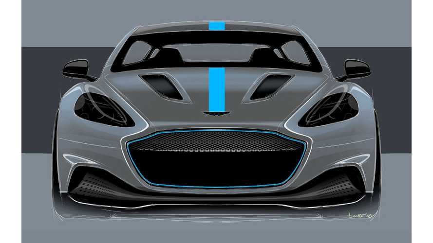 Umm ... Aston Martin Hires Ex Ferrari/Maserati Engine Guru For EV Push?
