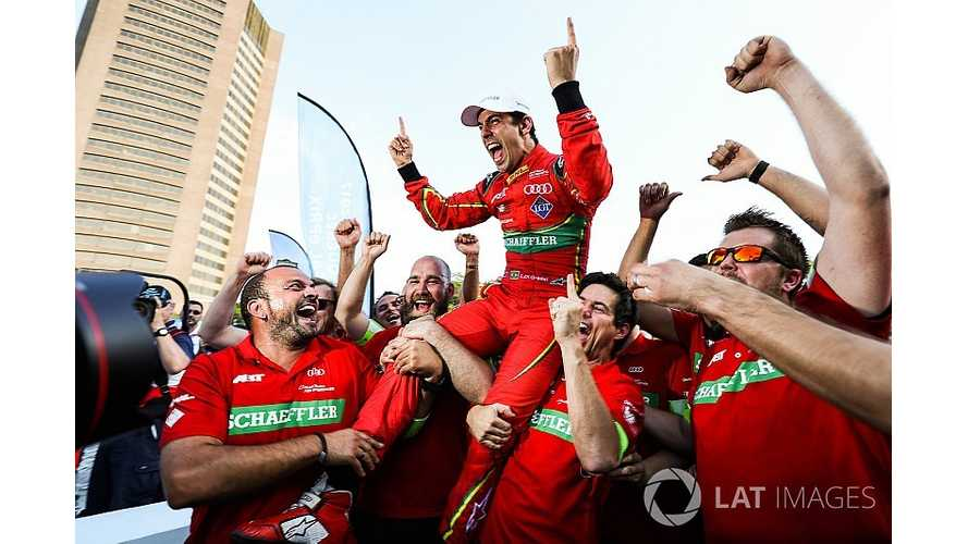 Montreal Formula E ePrix: Di Grassi Crowned 2017 Champ As Vergne Captures First Win