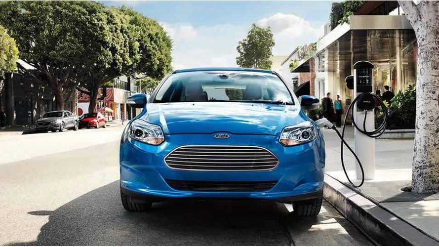 European Ford Focus EV Gets 33.5-kWh Battery Pack, Improved Electric Range