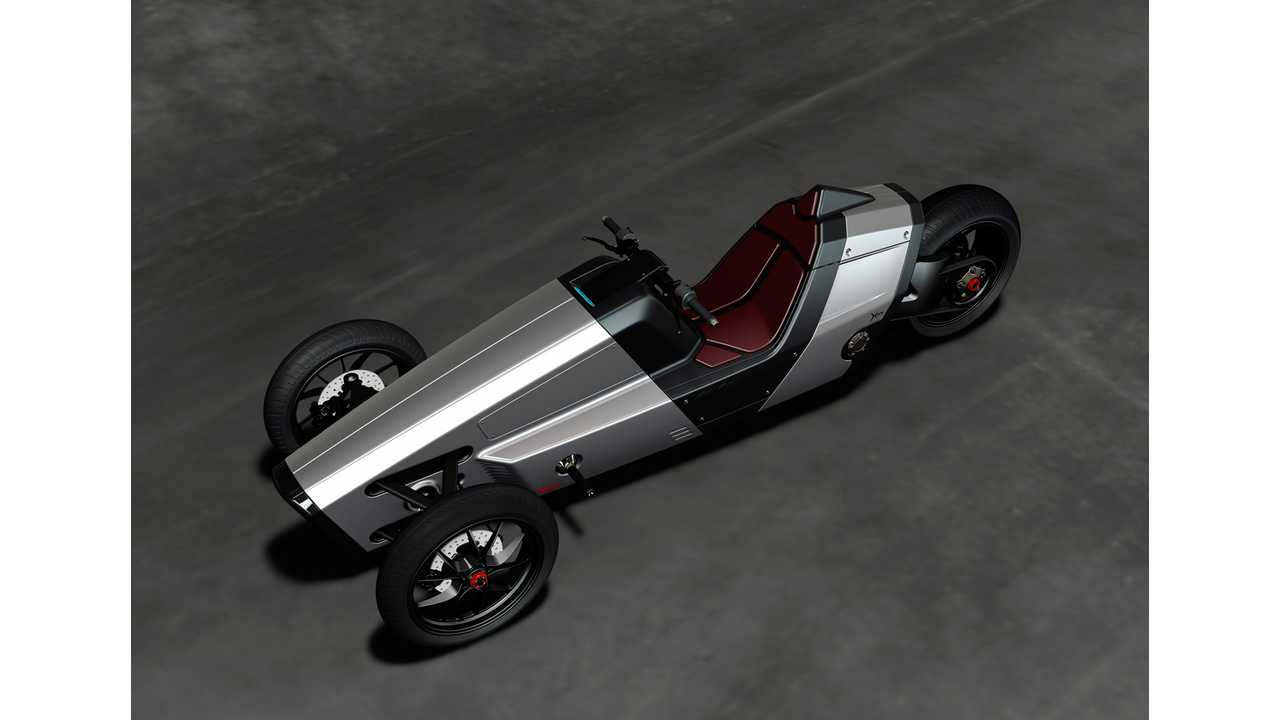 Electric Mille Miglia Tilts Through Turns And Into Our Hearts