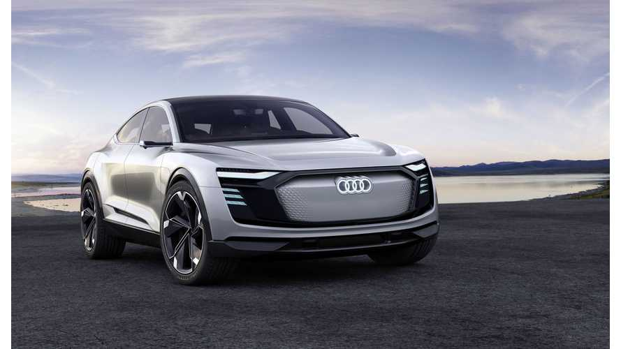 Audi E-Tron Sportback With 310-Mile Range* Is Production-Bound In 2019