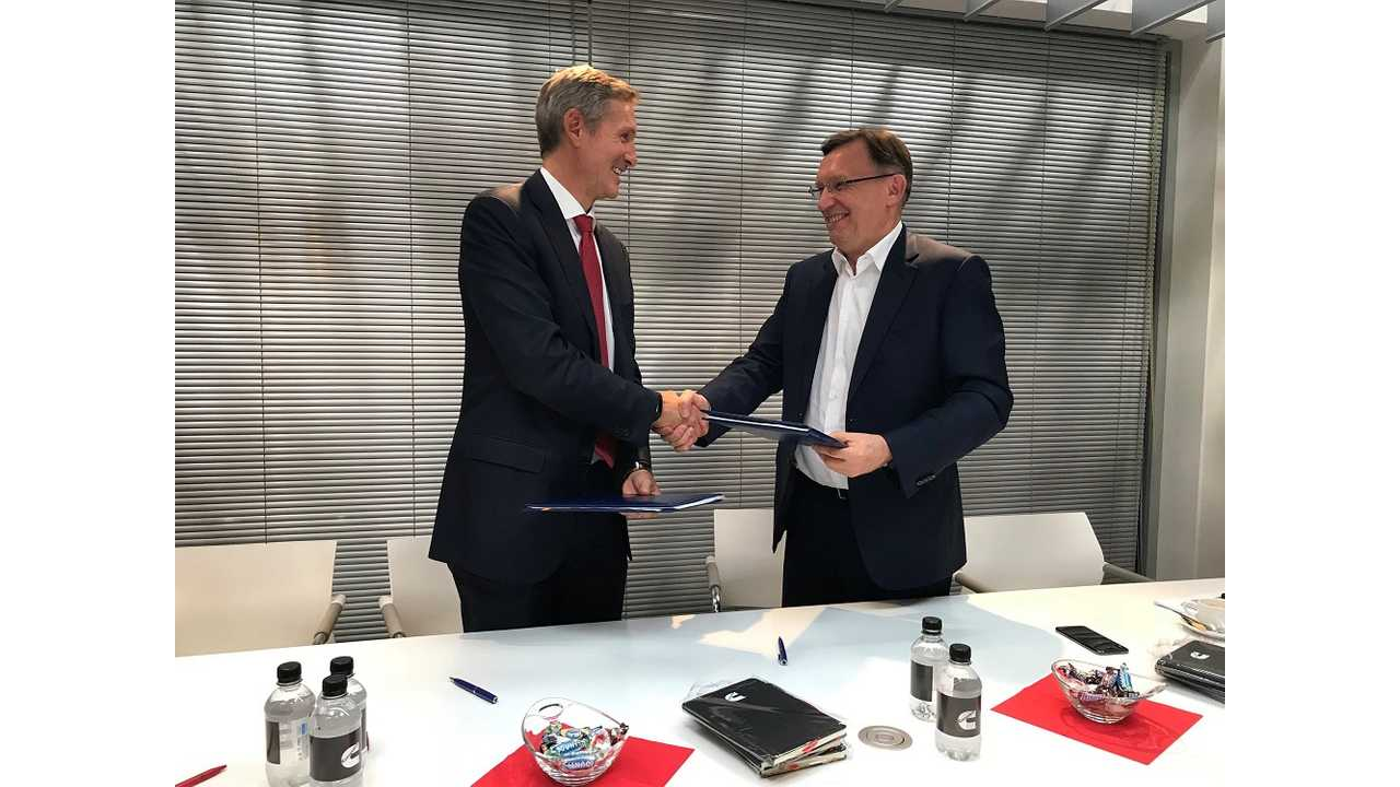 Cummins Teams With KAMAZ For Electrified Trucks, Buses