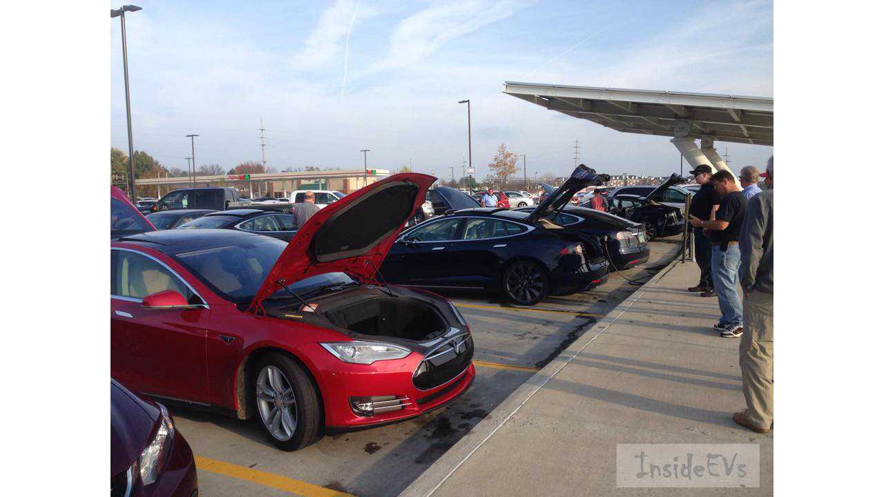 Tesla Model S Owners Unite To Offer Law-Skirting Test Drives In Iowa