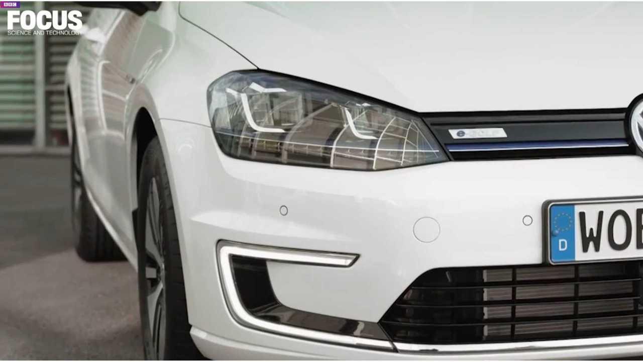 2015 Volkswagen e-Golf Gets EPA Rated - 83 Mile Range, 116 MPGe