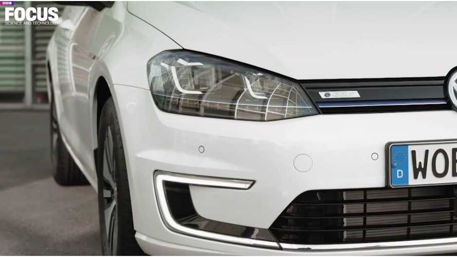 2015 Volkswagen e-Golf Gets EPA Rated - 83 Mile Range, 116 MPGe