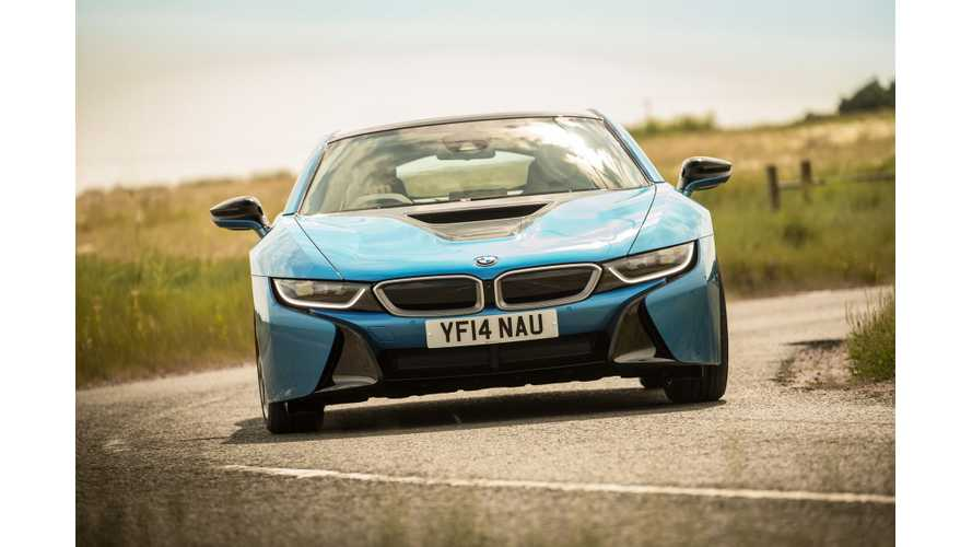 BMW i8 Featured In Fully Charged – Video