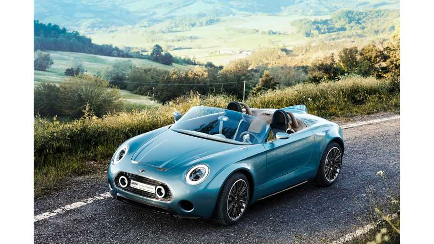 Mini Slows Electric Car Plans