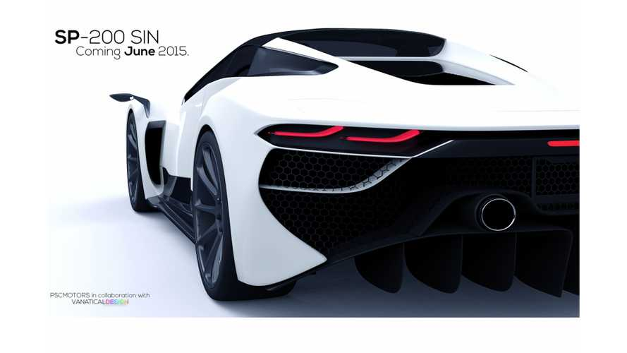 PSC Motors Is Developing 1,700 HP Plug-In Hybrid Hypercar