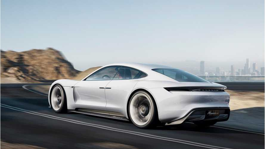 Porsche Lays Out Future EV Plans, Talks Infrastructure, Mission E